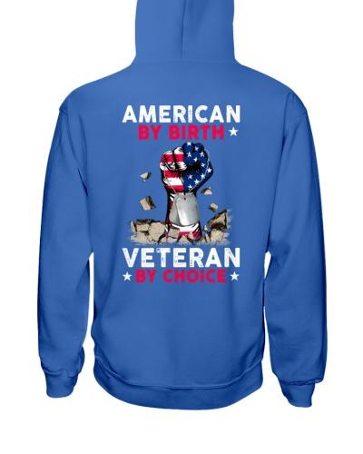 Veteran By Choice