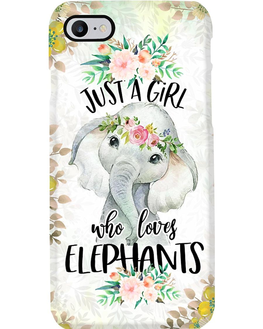 Elephant  Phone Case