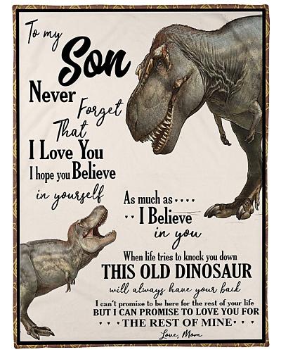 Dinosaur To my Son
