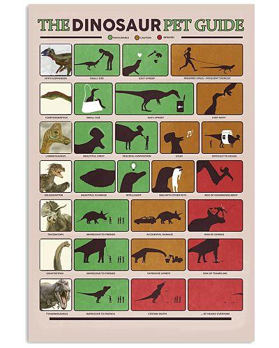 Dinosaur Pet Guide