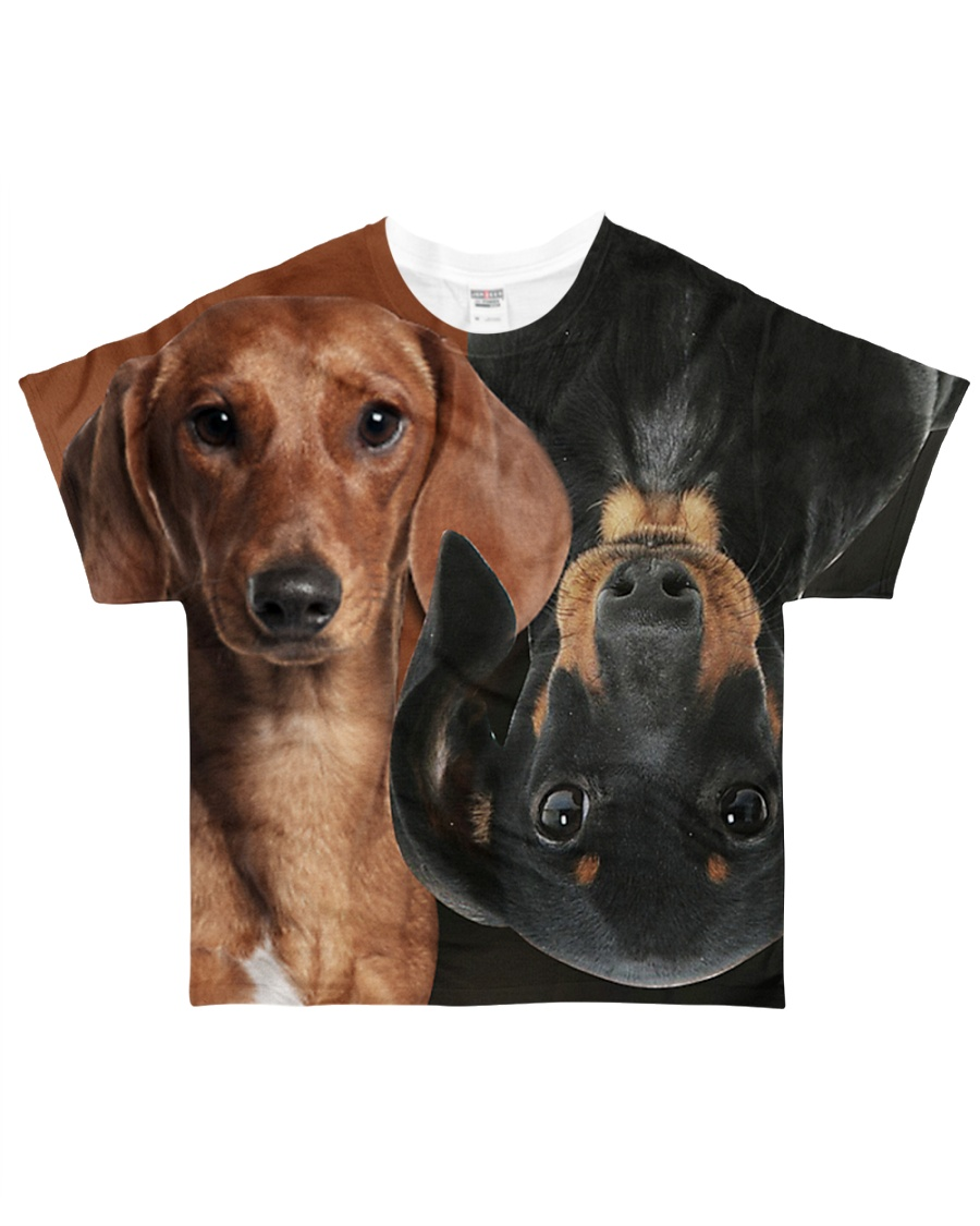 Dachshund  All-over T-Shirt