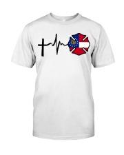 georgia Classic T-Shirt front