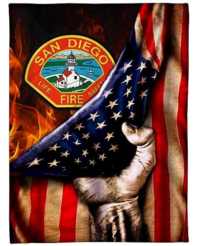 Firefighter San Diego Fire Department