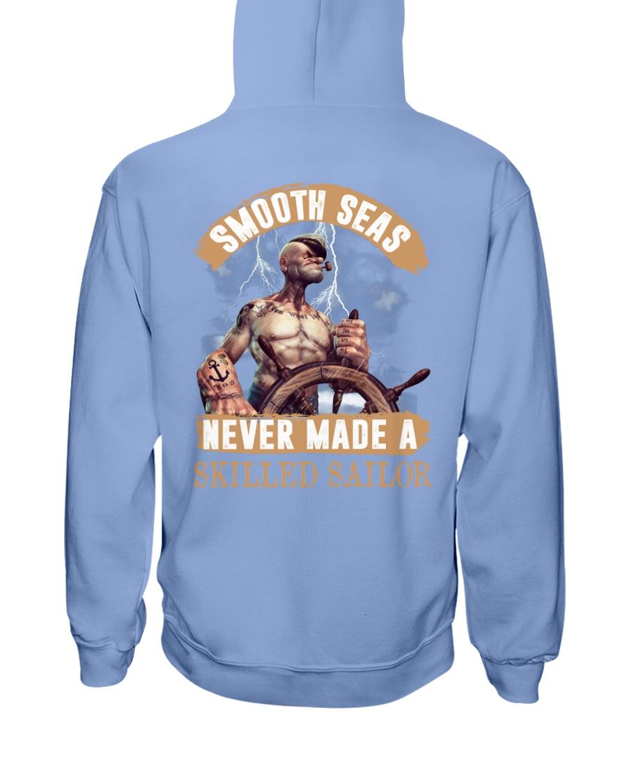 Sailor made Hooded Sweatshirt