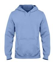 Sailor made Hooded Sweatshirt front