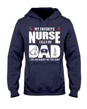 My Favorite Nurse Call Me Dad Hooded Sweatshirt thumbnail