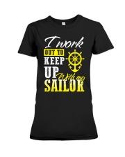 Sailor Premium Fit Ladies Tee thumbnail
