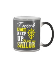 Sailor Color Changing Mug thumbnail