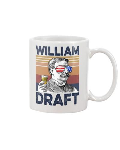 DrinkMugWhite William Draft