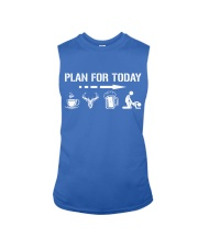 Hunting plan for today Sleeveless Tee thumbnail
