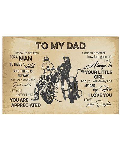 Biker Appreciated Dad