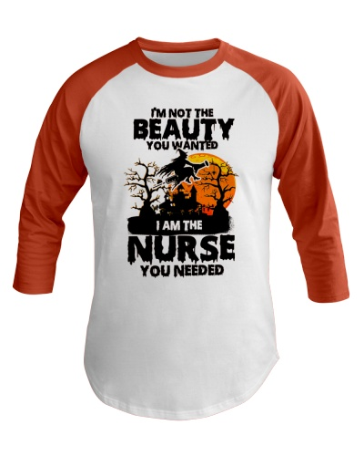 Nurse I'm Not The Beauty You Wanted