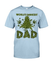 World's Dankest Dad Classic T-Shirt thumbnail