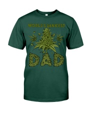 World's Dankest Dad Premium Fit Mens Tee thumbnail