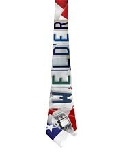Welder Tie front