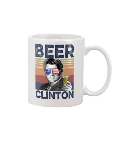DrinkMugWhite Beer Clinton