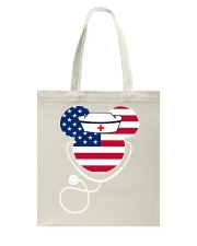 Nurse Mick Tote Bag thumbnail