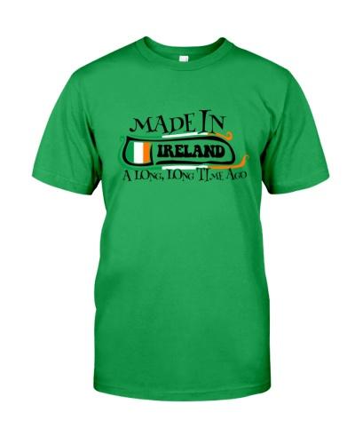 Irish made in
