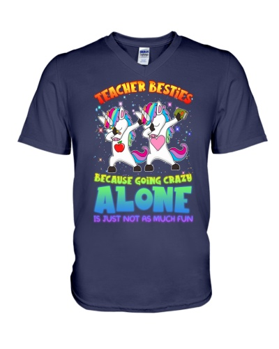 Teacher besties  because going crazy alone