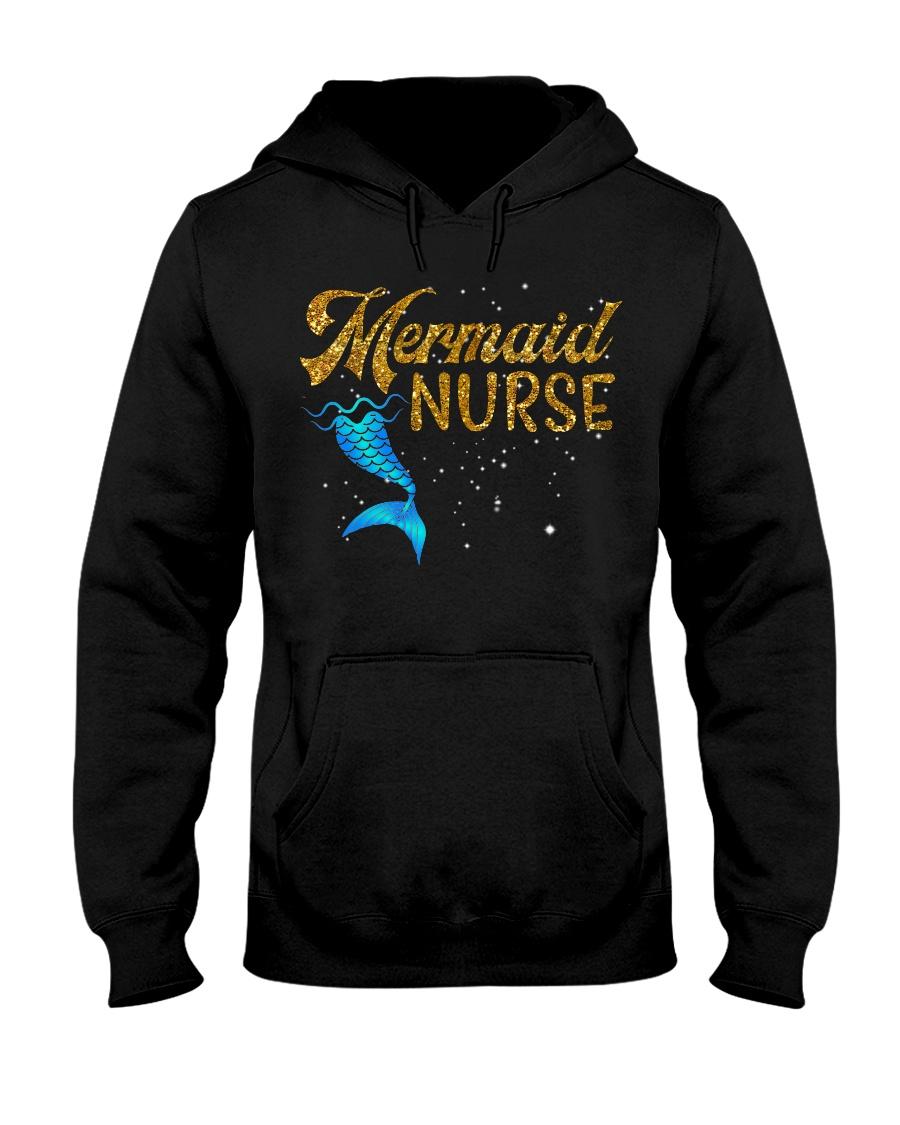 Nurse maid  Hooded Sweatshirt
