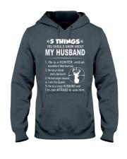 Hunter Wife Hooded Sweatshirt thumbnail