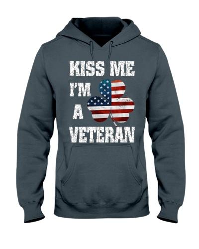 Kiss me im a veteran