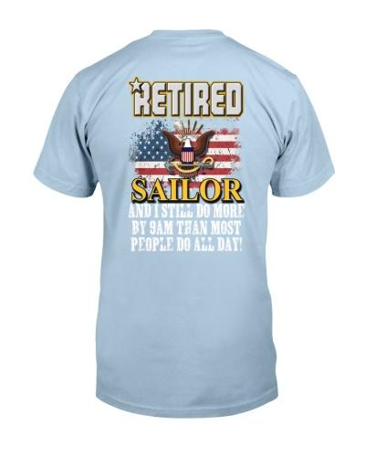 Sailor Retired