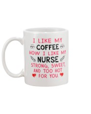 nurse Mug back