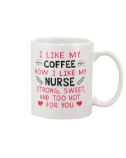 nurse Mug front