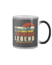 Lineman  Color Changing Mug thumbnail
