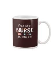 Im a good nurse i just cuss a lot Mug thumbnail