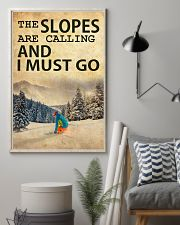 Skiing  11x17 Poster lifestyle-poster-1