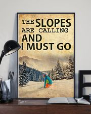 Skiing  11x17 Poster lifestyle-poster-2