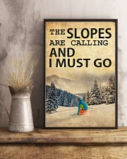 Skiing  11x17 Poster lifestyle-poster-3