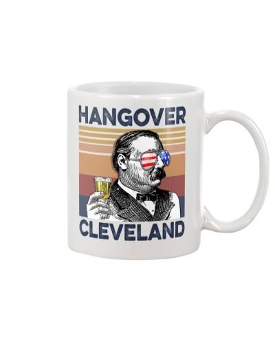DrinkMugWhite Hangovere Cleveland