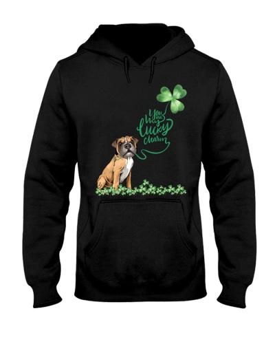 Boxer Dog Lucky Charm