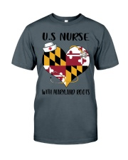 MaryLand Nurse Classic T-Shirt thumbnail
