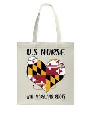 MaryLand Nurse Tote Bag thumbnail