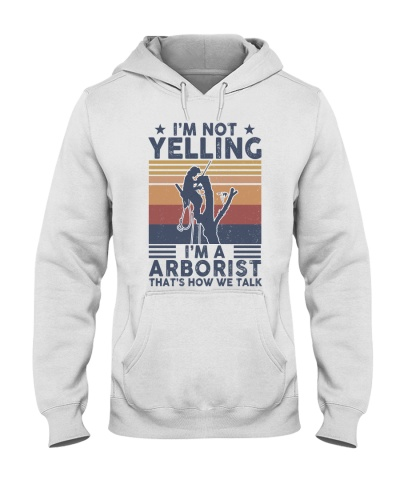 Arborist Yelling