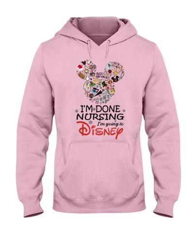 I'm done nursing