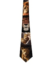 Li-on Tie Tie front
