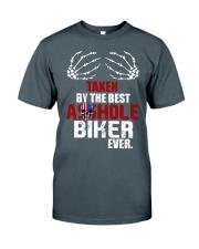 Taken by biker Classic T-Shirt thumbnail