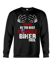 Taken by biker Crewneck Sweatshirt thumbnail
