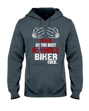 Taken by biker Hooded Sweatshirt thumbnail