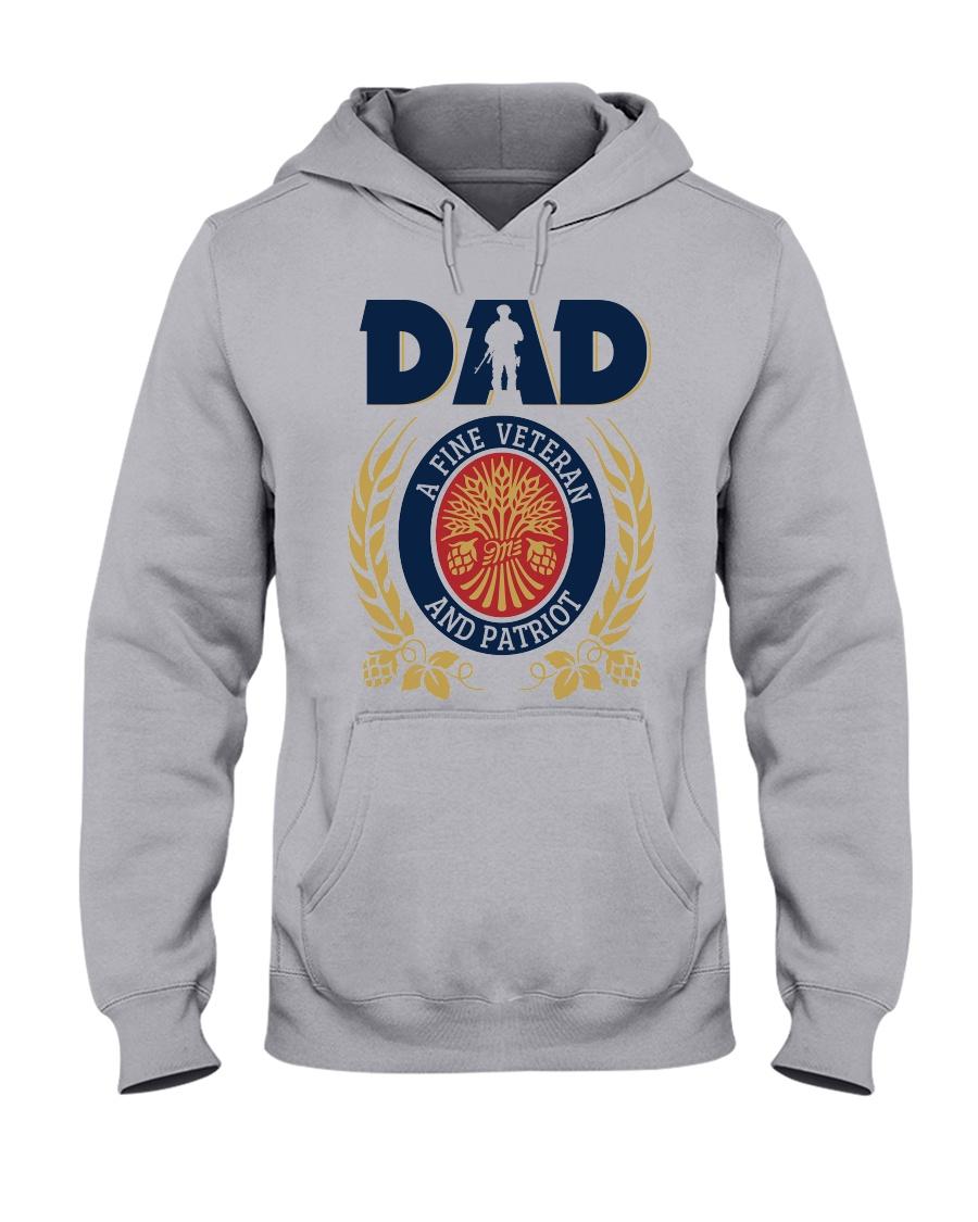 Veteran Dad Hooded Sweatshirt