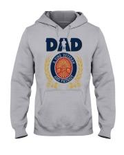 Veteran Dad Hooded Sweatshirt front