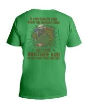 VETERAN BROTHER V-Neck T-Shirt thumbnail