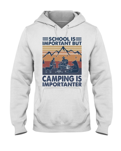 Camping Importanter