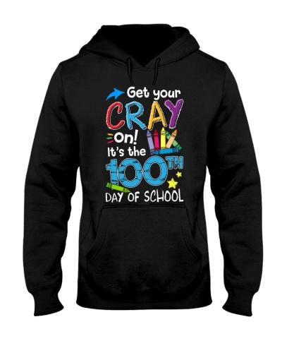 Teacher get your cray on
