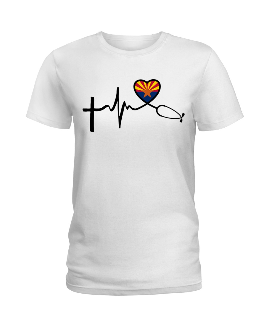 arizona Ladies T-Shirt